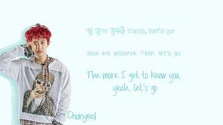EXO (엑소) Lucky One Lyrics (Han|Rom|Eng) Color Coded | by Soshi Lyrics