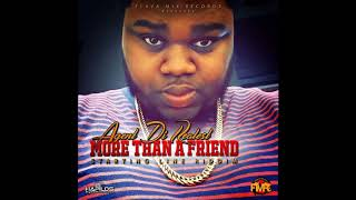 AGENT DI REALEST - More Than A Friend