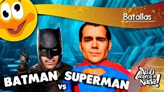 Batman Vs Superman - Batallas Crónicas