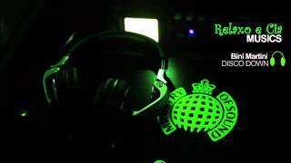 House of Glass Feat Giorgio Giordano (Bini Martini Club Mix) - Disco Down