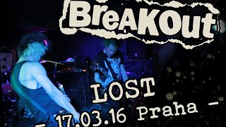 BREAKOUT - Lost (Live)