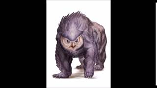 Owlbear Growl