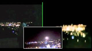 YouTube          Jerusalem UFO update   Three angles on synch   4th footage Ultimate proof