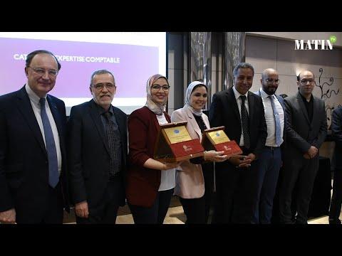 Video : Les lauréats du Prix de la recherche de l'Ordre des experts-comptables dévoilés