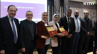 Les lauréats du Prix de la recherche de l'Ordre des experts-comptables dévoilés