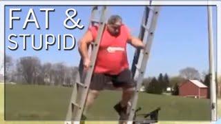 FAT & STUPID - Fail Compilation 🍔 🙈