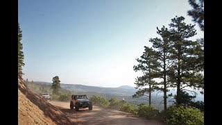Mt Herman and Rampart Range Road Trail Ride by Dream 4x4
