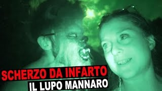SCHERZO DA INFARTO - IL LUPO MANNARO