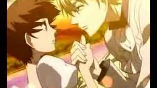 haruhi and Tamaki - Because you live