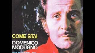 Domenico Modugno - Volare ( Nel Blu Dipinto Di Blu ) ( 1958 )