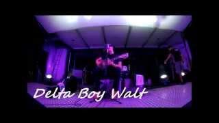 Crossroads Blues - Live Version (Delta Boy Walt)