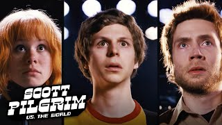 Scott Pilgrim Vs. The World - Official Trailer width=