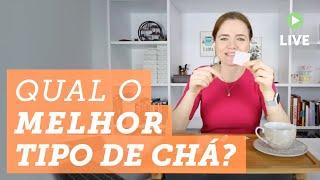 Chá de Saquinho ou Chá de Folhas soltas: qual é o melhor? ?