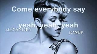 Alexandra Joner - Sunrise (Full lyrics and Audio)