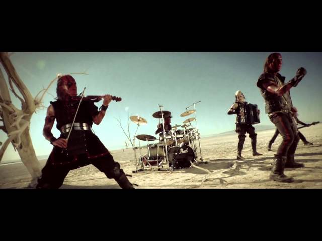 Video de Stand Up and Fight de Turisas