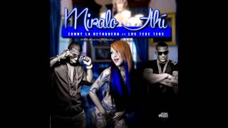 Zunny Ft Crazy Design y Carlitos Way -Miralo ahi Remix