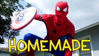 Spider-Man: Homecoming - Homemade Shot for Shot