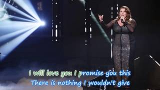 From This Moment On (Shania Twain) by Sam Bailey + Lyrics