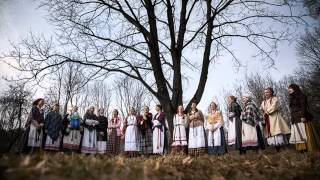 [Feeling sick] (Russian spring song)