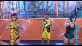 SHEYLA vs MILLET FIGUEROA - TRONCOS CRUZADOS @ ESTO ES GUERRA 04-06-14