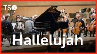 Stefano Bollani plays Leonard Cohen's Hallelujah (TSO Encore - Nov 19, 2017)