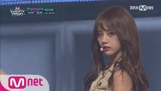 GIRL′S DAY(걸스데이) - 'Ring My Bell' M COUNTDOWN 150716 Ep.433