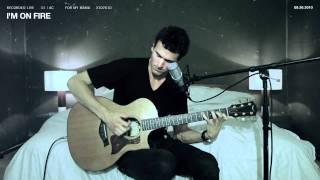 """I'm on Fire"" Bruce Springteen cover by Alex Cornell"