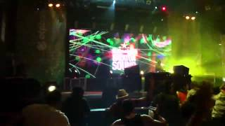 The Prodigy's Voodoo People (Pendulum Remix) (live @ Balaton Sound 2012) (HD)