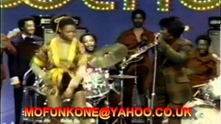 JAMES BROWN & THE J.B.'S - SUPERBAD.LIVE TV PERFORMANCE 1973