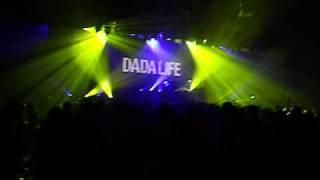 Tiesto Feat; Dada Life 6/3/2010 Igilston, Edinburgh pt 3