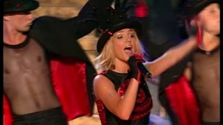 Britney Spears - The Beat Goes On - Live in Hawaii (100% Live Vocals!)