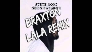 Steve Aoki, Chris Lake & Tujamo - Delirious (Boneless) feat. Kid Ink (Braxton Lala Remix)