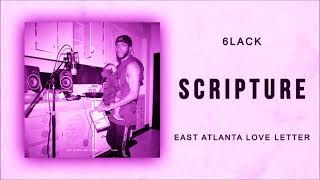 6lack - Scripture [Chopped & Spooked]