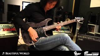 Vigier Guitar - GONI PARK (박창곤 - 비지에 기타 시연)