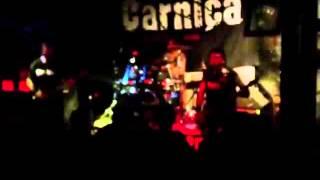 Carniça en vivo Argentina 2012, Rosario - Till the End