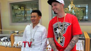 Paul Wall: I'm Giving Every US Gold Medalist a Free Grill!