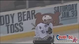 Garry Nunn #22 & #9 ECHL/AHL