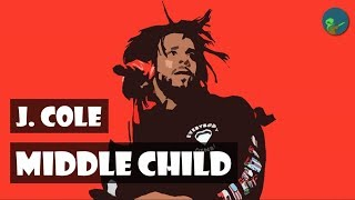 J. Cole - Middle Child [가사/자막/번역/해석]
