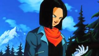 DBZ - Android 17 in Majin Buu Saga [Remastered 1080p]