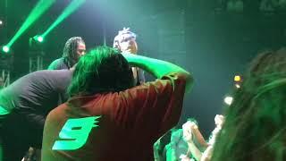 XXXTentacion - Schizophrenia (Live at Club Cinema in Pompano on 3/18/2018)