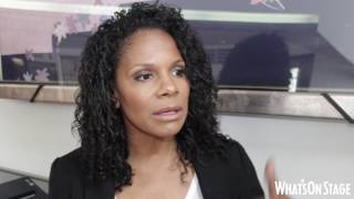 Audra McDonald on Lady Day at Emerson's Bar and Grill