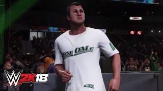 Entrada de Shane McMahon en WWE 2K18