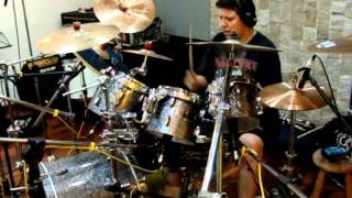 Zaltana Recording Drums - Making Of - Tito Falaschi
