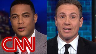 Cuomo and Lemon rip Trump: He won't say this unless it helps him