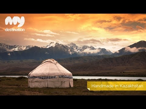 Handmade in Kazakhstan by My Destination