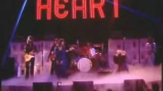 Heart - Magic Man - Live 1977