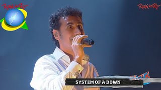 System Of A Down - Prison Song live 【Rock In Rio 2011 | 60fpsᴴᴰ】