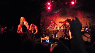 Amon Amarth Shapeshifter Live at Exit In Nashville