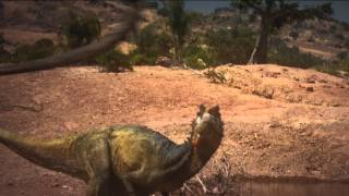 'Dinosaur Revolution' Resound | Allosaurus VS Dinheirosaurus