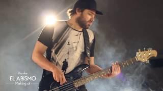 """Making of """"El Abismo"""" - Kuraka Band"""
